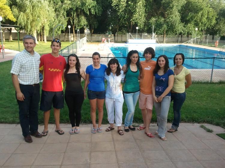 El ayuntamiento asume la gesti n de la piscina municipal for Piscinas tomelloso