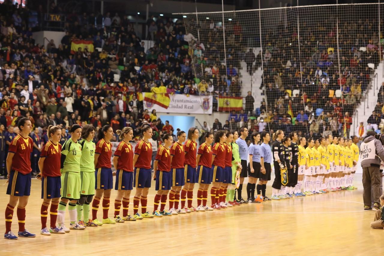 La Copa de España de fútbol sala, próxima gran cita del Quijote Arena