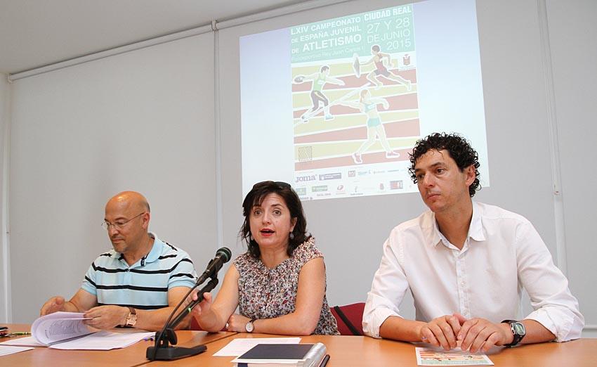 El mejor atletismo nacional juvenil llega al polideportivo - Polideportivo manzanares el real ...