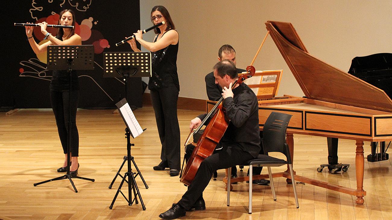 El conservatorio celebra con m sica del barroco a la for Conciertos paris 2017