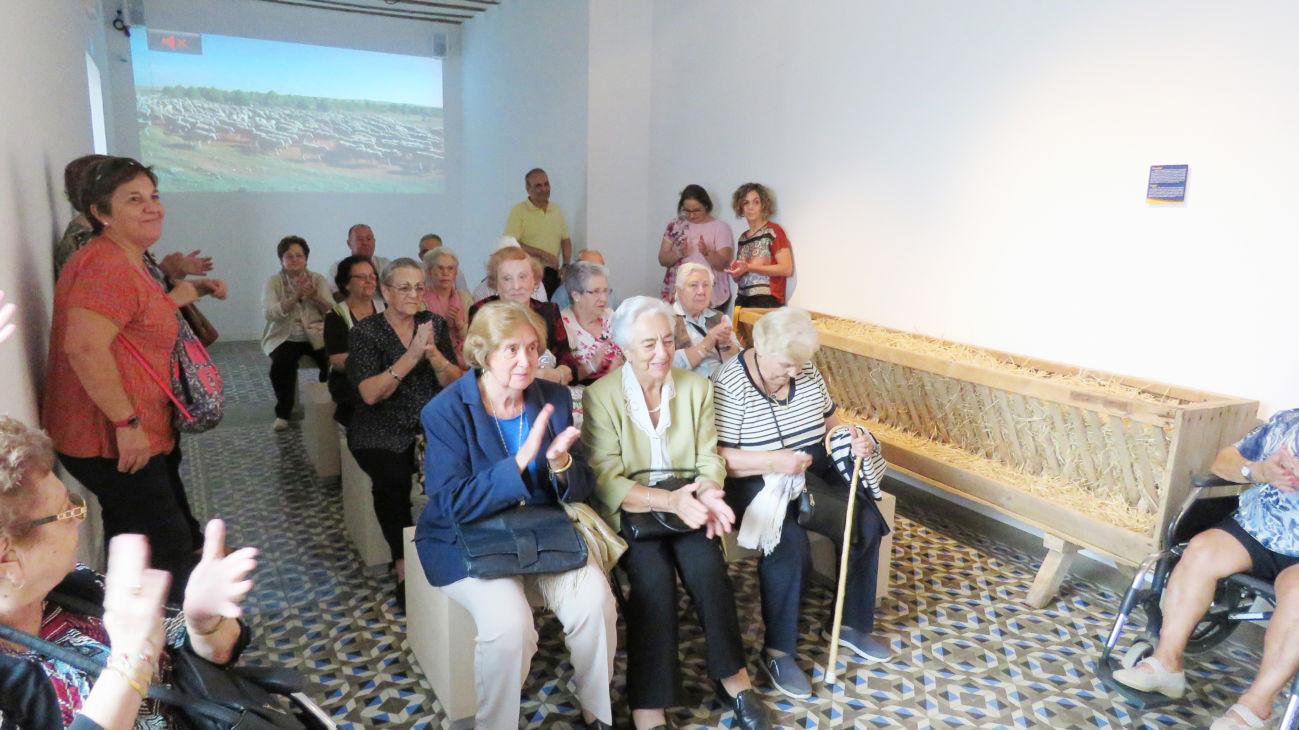 cerca de 200 grupos de visitantes han pasado por la