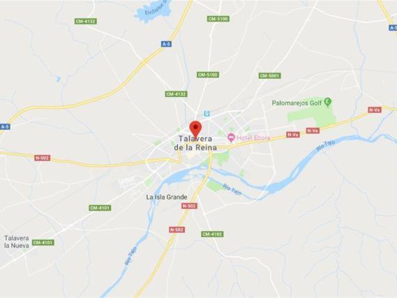 Mapa Talavera Dela Reina.Talavera De La Reina Entre Los 15 Municipios Con Mas Paro De Espana Segun El Ine Lanza Digital Lanza Digital