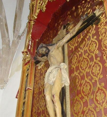 El Cristo de las Aguas de Almagro