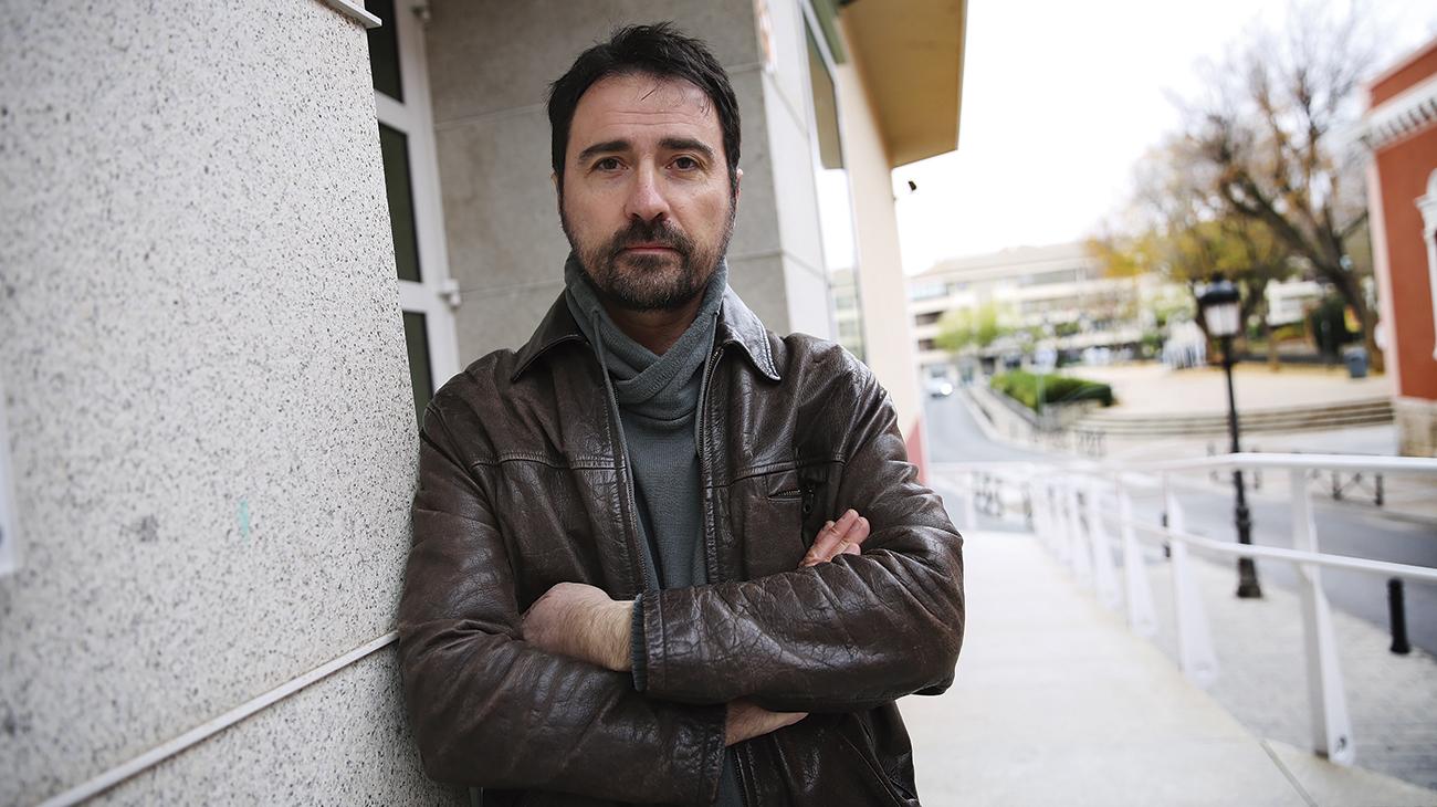 Rafael Mateo, director del centro / J. Jurado