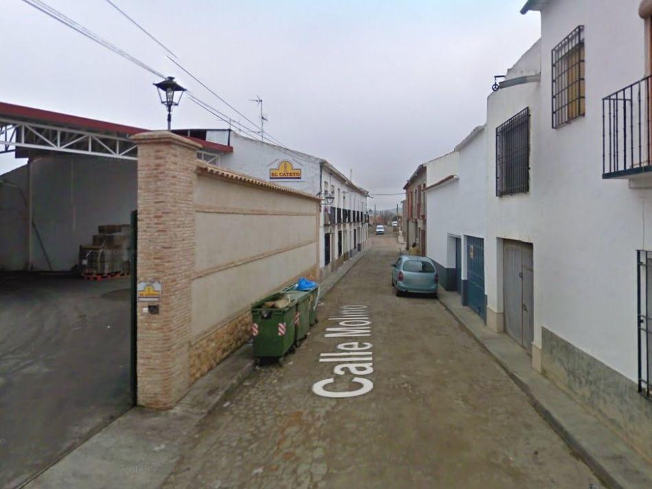 Imagen de la calle Molino, en Almagro