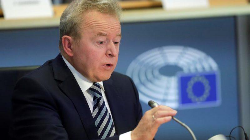 El comisario de Agricultura y Desarrollo Rural, Janusz Wojciechowski