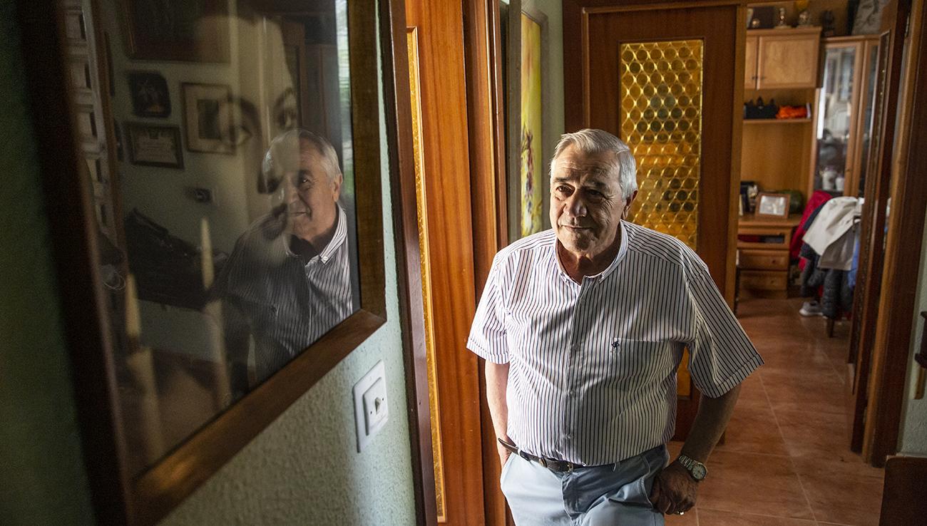 Manuel Fernández echa la mirada atrás para hablar de la vida de Sara Montiel / Clarara Manzano